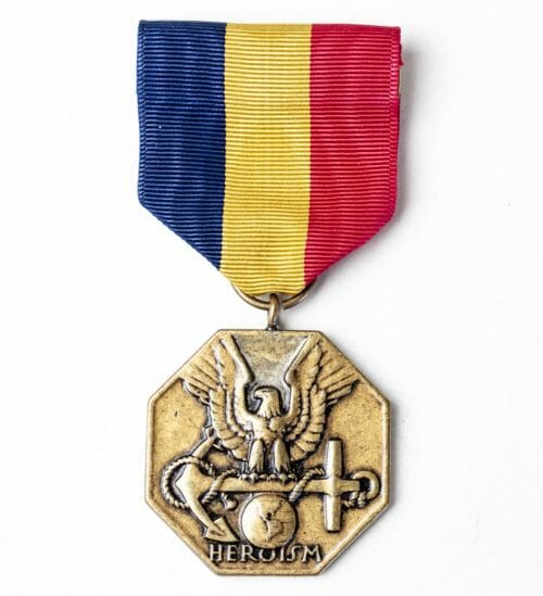USA Navy and Marine Corps medal