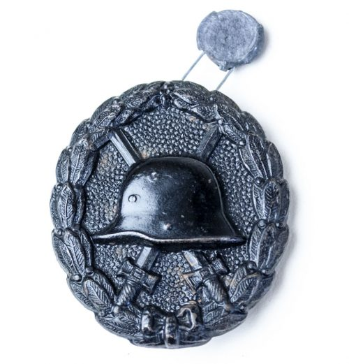 WW1 Woundbadge Black Schwarzes Verwundetenabzeichen VWA