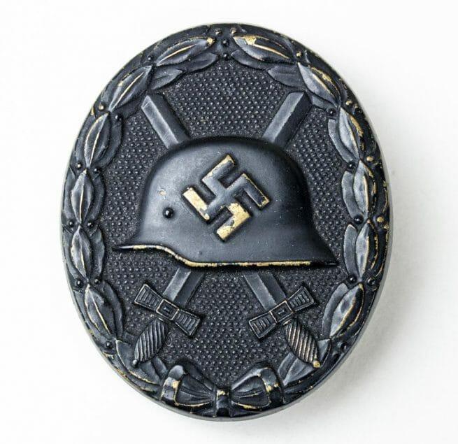 Black Wounbadge (verwundeten abzeichen Schwarz)