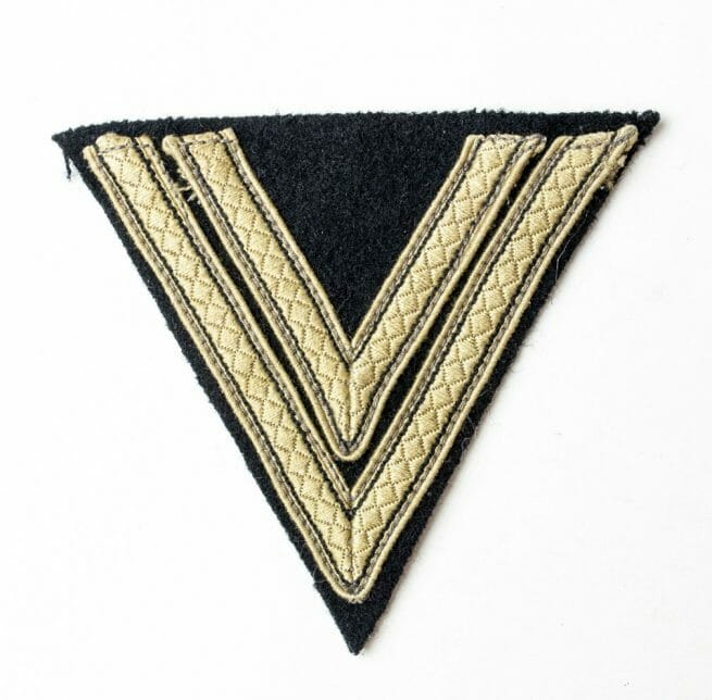 Waffen SS tropical chevron for a SS Rottenfuhrer