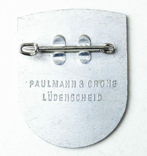 Tausend Jahrfeier Soltau 1937 abzeichen