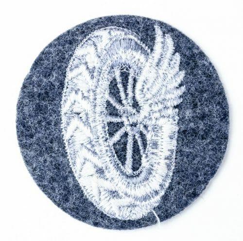Luftwaffe Tätigkeitsabzeichen für Kraftfahrzeuggerät (Motor transport Equipment Administrators Trade badge)