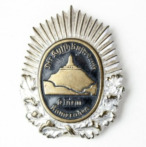 NS-Soldatenbund / Kyffhäuserbund armband badge in silver