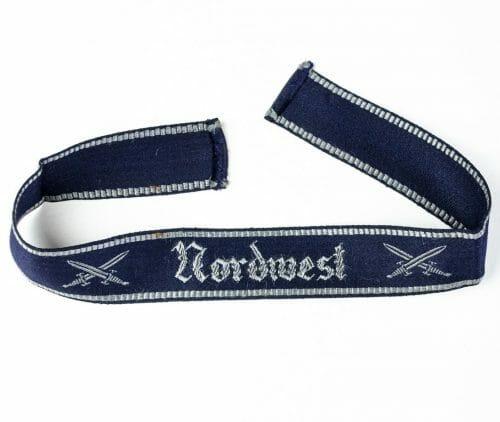 NS-Soldatenbund cuffband Nordwest