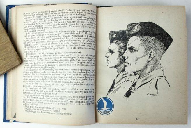 (NSB) Jeugdstorm Zakboek