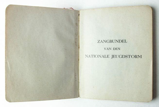 (NSB) Jeugdstorm Zangbundel