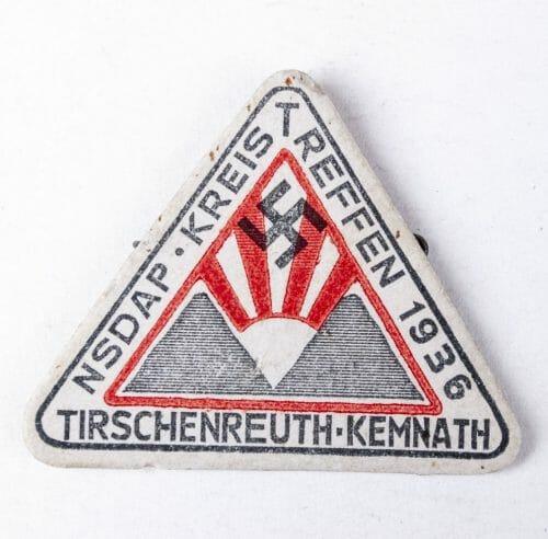 NSDAP Kreistreffen 1936 Tirschenreuth-Kemnath