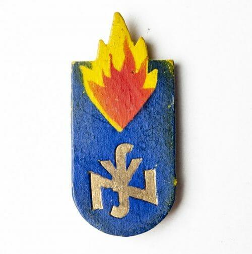 National Sozialistische Volkswohlfahrt abzeichen (NSV)