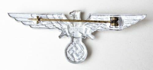 Kyffhäuser (NS Kriegerbund) aluminium eagle