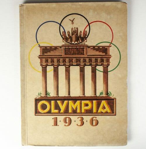 Olympia 1936 sammelalbum (complete!)