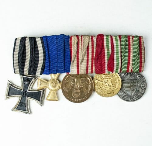 commemorative medal for WWI