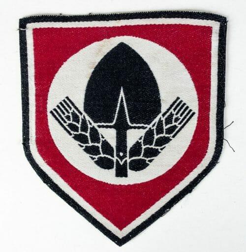 RAD - Reichsarbeitsdienst Sportshirt patch