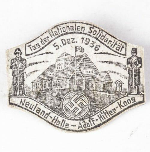 Tag der Nationalen Solidarität 1936
