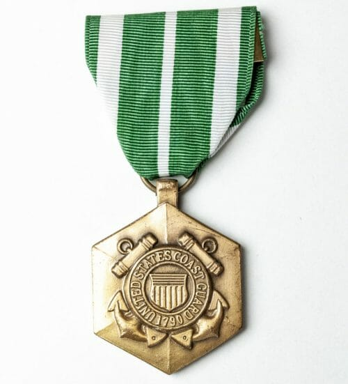 USA Coast Guard Outstanding Service Medal