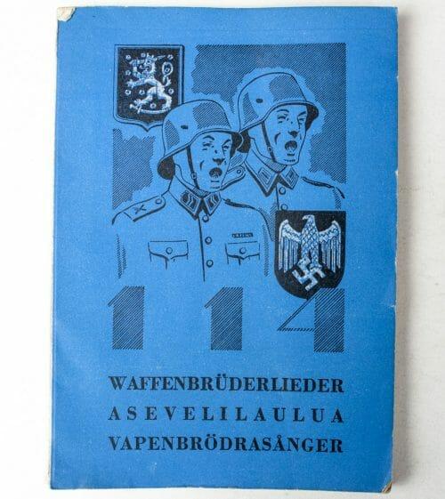 114 Finnisch Waffenbrüderlieder Asevelilaulua Vapenbrödrasånger