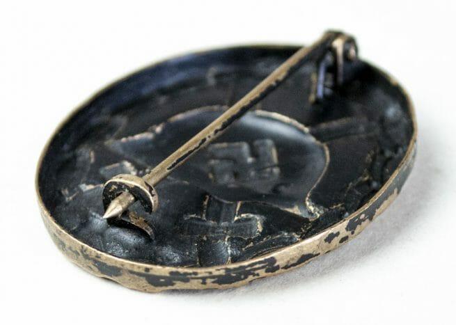 Black Woundbadge (VWA – Verwundeten abzeichen in Schwarz)
