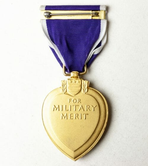 USA Purple Hearth medal