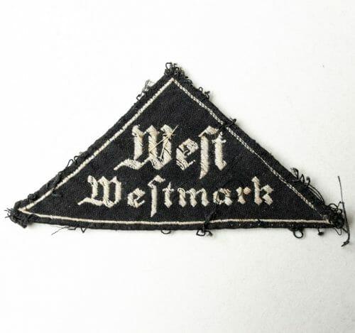 Bund Deutscher Mädel (BDM) Gebietsdreieck West Westmark