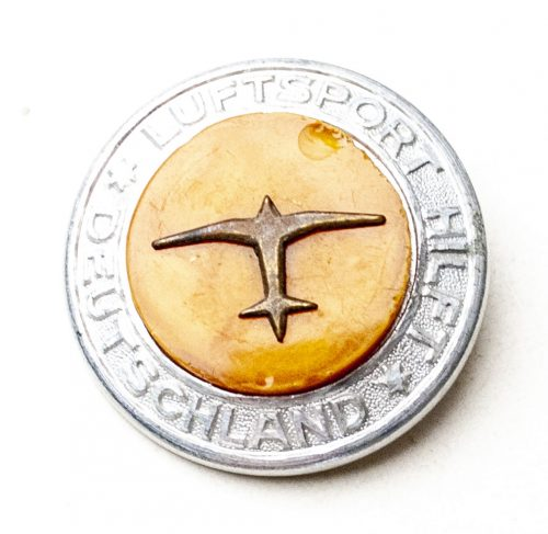Deutschland Hilft Luftsport (Barnstein badge)