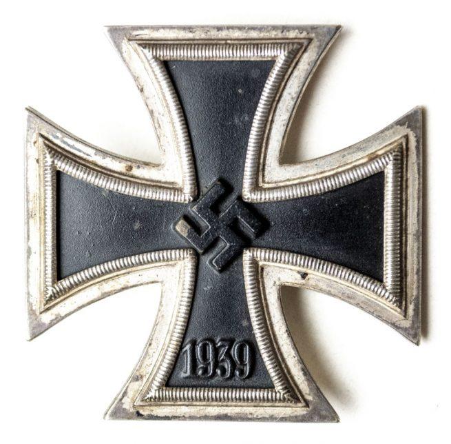 Eisernes Kreuz / Iron Cross first class (EK1) by maker Rudolf Wächtler & Lange Mittweida