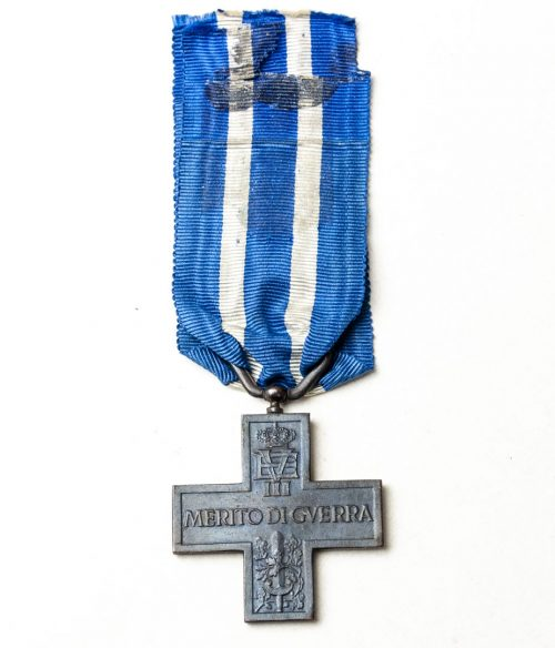 Italy - Merito di Guerra (Cross for War Merit)