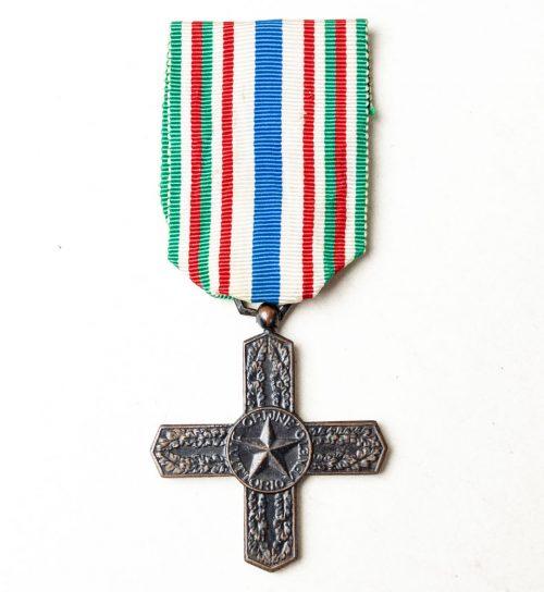 Italy - Ordine di Vittorio Veneto, cavaliere (Order of Vittorio Veneto, knight)