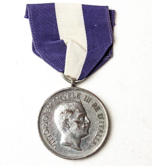 Italy - Vittorio Emanuele III Re D'italia medal