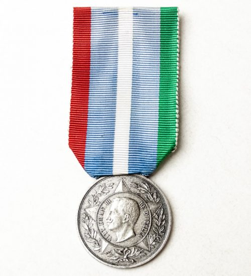 Silver medal for the WW1 Veterans and Returnees that manned