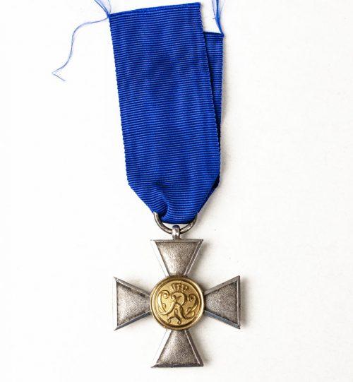 Landwehr Dienstauszeichnung 1. Klasse 1868