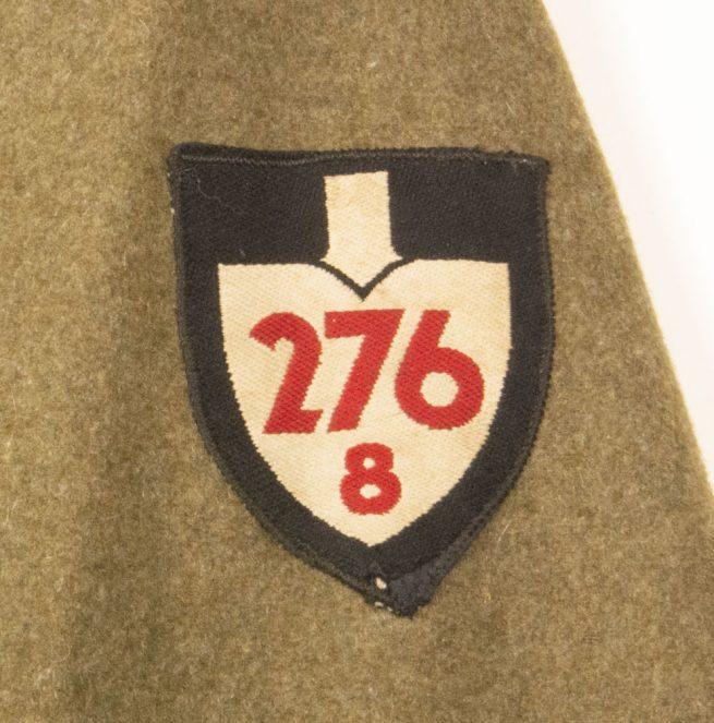 Reichsarbeitsdienst (RAD) jacket from RAD group 276/8