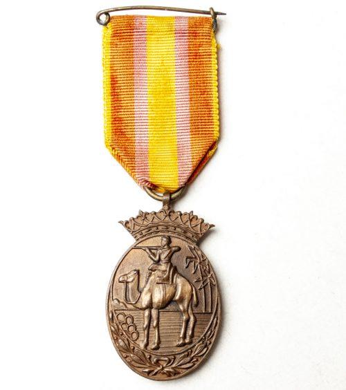 Spain - Ifni-Sahara Campaign Medal in bronze