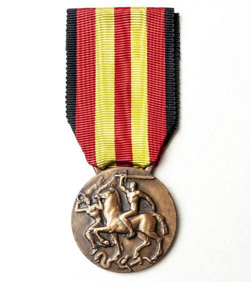 Spain - Medalla Guerra de Liberacion y por la Unidad de Espana 17 Julio 1936
