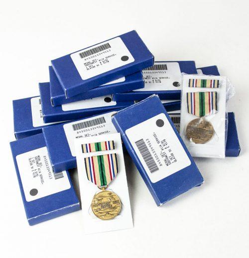 USA Southwest Asia Service medal + ribbon + case