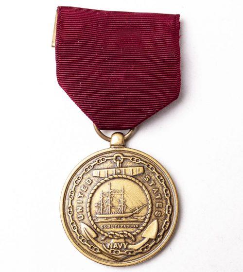 USA US Navy Marine Corps Good Conduct medal