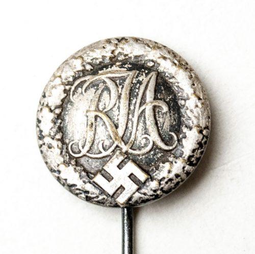 Male Reichssportjugendabzeichen Mitgliedsabzeichen as stickpin
