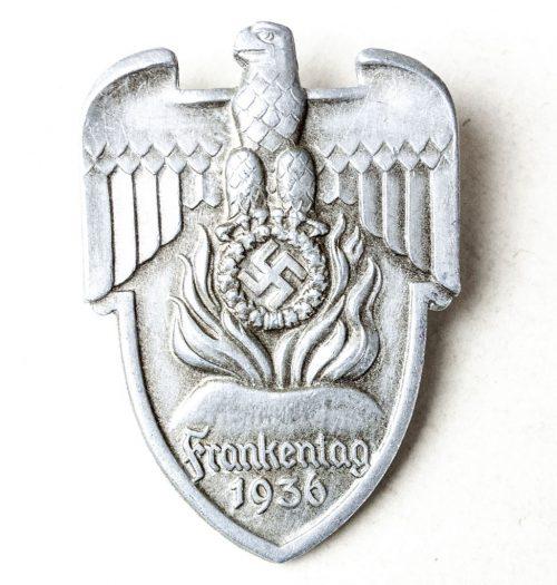 Frankentag 1936 abzeichen