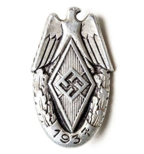 HJ Hitlerjugend Siegernadel Reichssportwettkämpfe 1937
