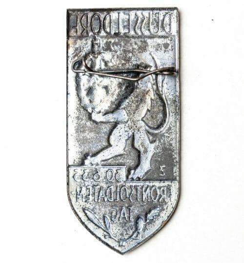 Düsseldorf Frontsoldatentag 30.6.1935