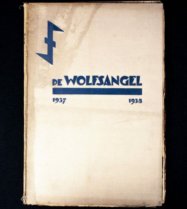 De Wolfsangel book with 19 editions of De Wolfsangel + 2 editions of Der Vaderen Erfdeel