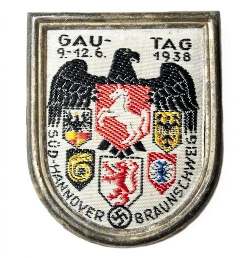Gautag-1938-Süd-Hannover-Braunschweig-abzeichenbadge