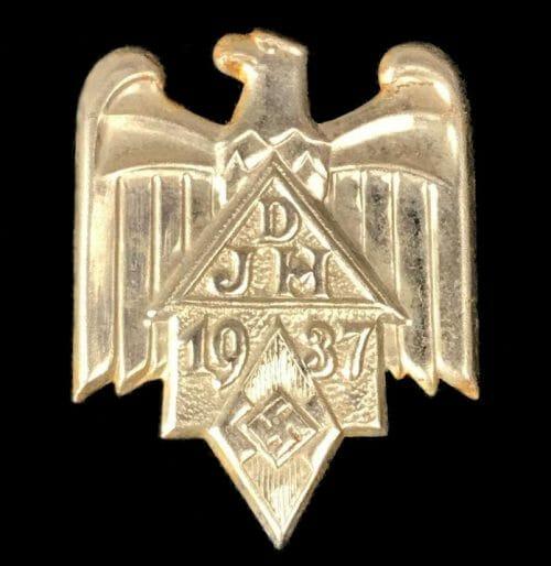 HJ Hitlerjugend Deutsche Jugendherbergen 1937