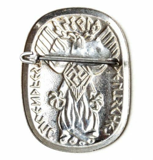Hitlerjugend - Deutsches Jugendfest 1935 abzeichen (HJ badge)