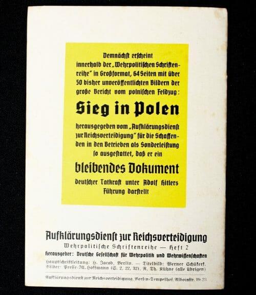 Westwall Unbezwingbar brochure