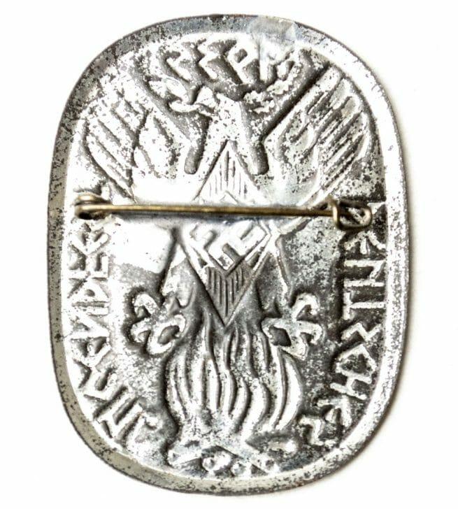 Hitlerjugend – Deutsches Jugendfest 1935 abzeichen (HJ badge)