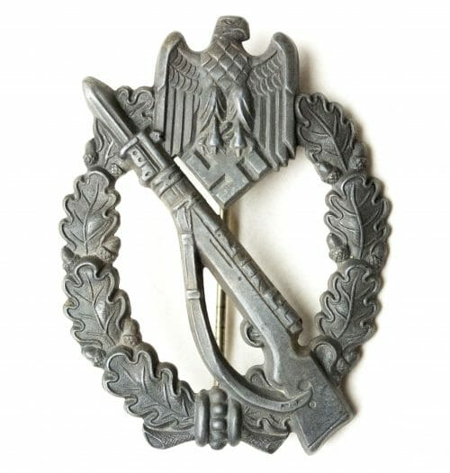 Infanterie Sturmabzeichen (SA) / Infantry Assault Badge (IAB) - maker Shuco 41