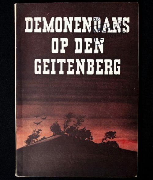 (NSB) Demonendans op den Geitenberg (brochure)