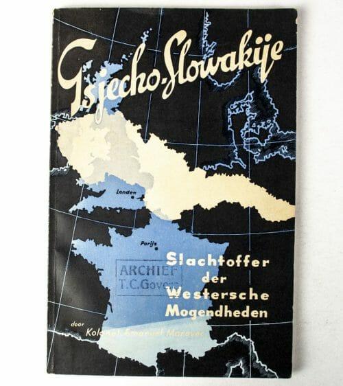 (NSB) Tsjecho-Slowakije : slachtoffer der westersche mogendheden brochure