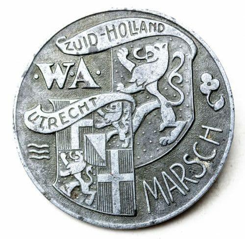 NSB/W.A. Marsch Zuid-Holland-Utrecht 1942