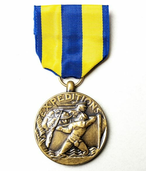 USA Navy Expeditions Medal