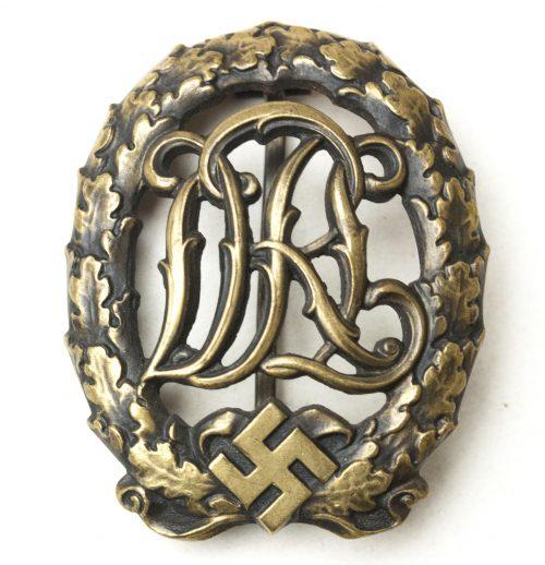 DRL Deutsches Reichssportabzeichen in bronze (Wernstein Jena)